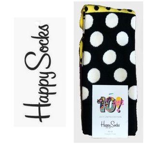 🆕🔴 Happy Socks Big Dot Socks